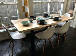 Industrial Style Dining Room Tables Dining Table Diy Industrial Style Dining Table Farmhouse Set