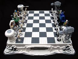 creating your custom own lego chess set community lego blogs