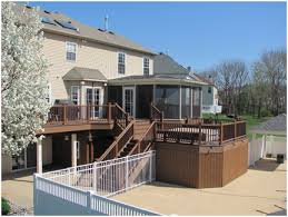 why decks with roofs and screened in porch are perfect for summer