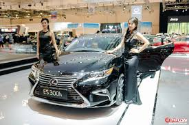 lexus indonesia gettinlow opening gaikindo indonesia international auto show