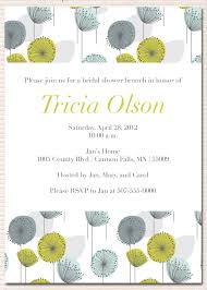 baby shower lunch invitation wording bridal shower invitations bridal shower invitations for brunch
