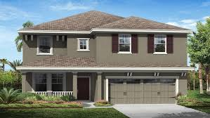 Woodland Homes Floor Plans by Miramar Floor Plan In Woodland Preserve Calatlantic Homes