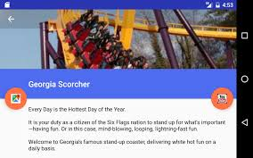 Six Flags Georgia Flash Pass Vr Guide Six Flags Over Georgia Android Apps On Google Play