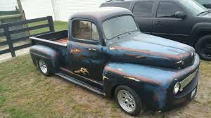 1950 ford up truck fully custom patina paint 1950 ford f1 truck for sale