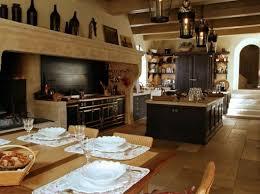 cuisine chateau kitchen gorgeous kitchen la cornue range fireplace