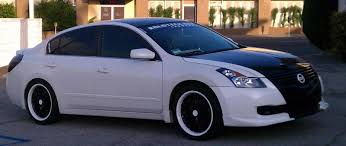 Nissan Altima 2005 - nissan altima 2005 with rims image 537