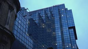 london glass building modern glass buildings in the city of london london england