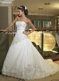 robe de mariage princesse robe princesse évasé broderie dentelle robe de mariée robe20690