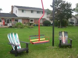 Chair Swing My Cool New Chairlift Swing U0026 Ski Chairs Chairlift Pinterest