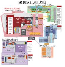 san japan convention times u0026 layout san japan xi aug 31st