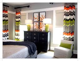 Orange Striped Curtains 25 Gallery Of Homebase Curtains Made To Measure Best Living Room
