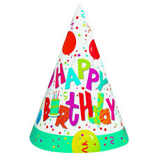 birthday hat transparent background free clipart 2 clipartbarn