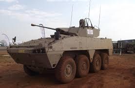 paramount marauder ratel armoured fighting vehicle 1974