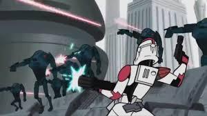 star wars clone wars 2003 amv tribute hero skillet