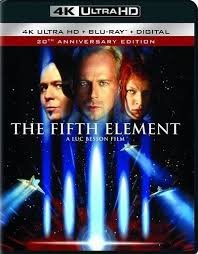 4k uhd movies the fifth element 20th anniversary edition