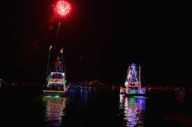 savannah boat parade of lights 2017 news archives marina pez vela
