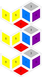 rhombus flexagons