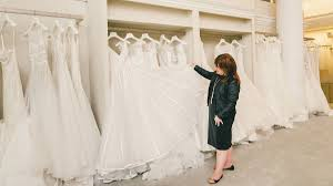 bridal consultant the veil with kleinfeld s modest bridal consultant racked