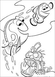 siotwininid finding nemo coloring pages