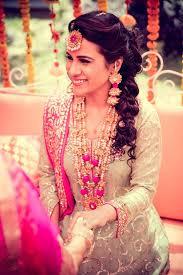 wedding flowers jewellery guilty bytes indian fashion delhi style beauty