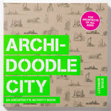 Home Design Doodle Book by Architecture And Design Books Dezeen