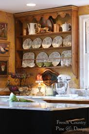 french country cottage kitchen by frenchcountrypinedesign com