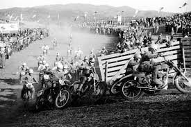 vintage motocross races pre two stroke vintage motocross great shot all maicos