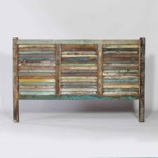 meuble cuisine bois recyclé meuble cuisine bois recycle 6 t234te de lit 170cm bois recycl233