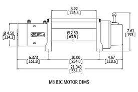 warn m8000 wiring diagram wiring diagram and schematic diagram