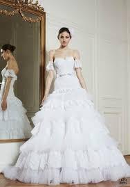 robe de mari e original robe de mariée de design original zuhair murad couture les