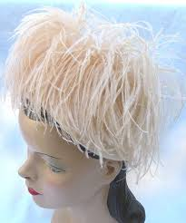 60s feather hair cut 17 best vintage hat noreen fashions images on pinterest vintage