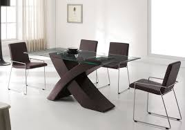 furniture extraordinary modern wood slab dining table modern