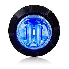 maxxima m09300bcl blue clear lens 3 4 led
