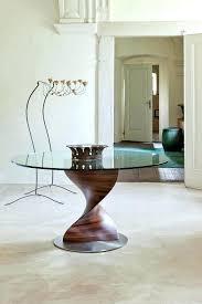 unfinished wood dining table unfinished wood dining table legs pedestals pedestal base metal