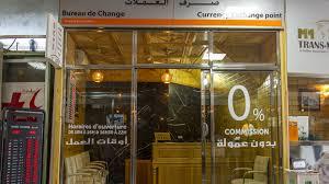 bureau de change ouvert la nuit change transfert el bahja palmeraie