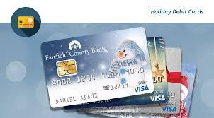 debt cards debit cards fairfield county bank