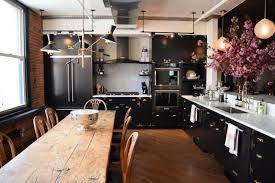 black cabinet kitchen ideas kitchen ideas with black cabinets photogiraffe me