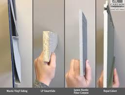 comparing hard board siding part 1 lp smartside vs james hardie