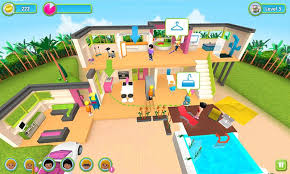 Play Design This Home Online Free Playmobil Luxury Mansion Android Apps On Google Play