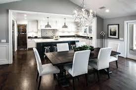 open living room kitchen designs kitchen dining room floor plans beautiful open floor plan kitchen