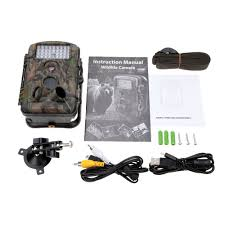 12mp trail camera portable game cameras wildlife scouting sales