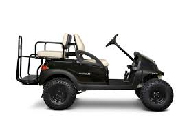 new golf carts personal cart club car