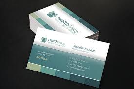nursing home design trends inspiring new business card design trends for healthcare providers