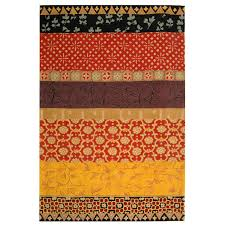 Gold Rugs Contemporary Amazon Com Safavieh Rodeo Drive Collection Rd622k Handmade Rust