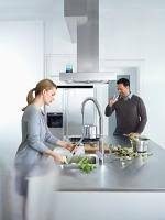 grohe k7 kitchen faucet k7 semi pro faucet kitchen faucets grohe