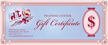gift certificates center gift certificates philly improv theater phit