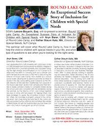 rlc success story of inclusion for children with special needs