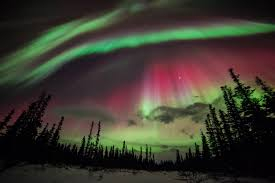 Aurora Borealis Photos Of Northern Lights Over Alaska Following