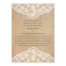 Vintage Lace Wedding Invitations Cheap Lace Wedding Invitations