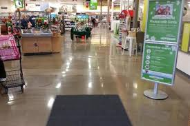 polished concrete flooring in ohio